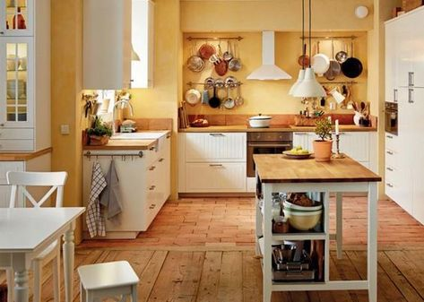 Cozy And Practical Kitchens The Blog Cucina Ikea Cucine Y