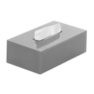 Thermoplastic Resin Rectangular Tissue Box Cover In White Finish In 2020 Tissue Box Covers Covered Boxes Tissue Boxes
