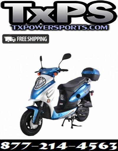 Taotao CY-50A 49cc Gas Automatic Scooter Moped Electric with Keys