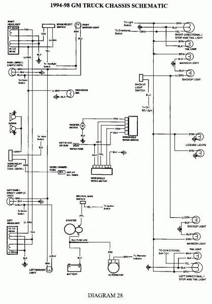 Malibu Fuse Diagram Likewise 1998 Dodge Ram 1500 Transmission
