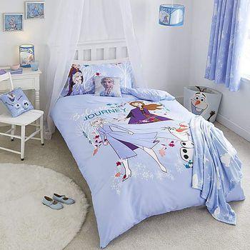 14 00 Frozen 2 Duvet Cover And Pillowcase Set Frozen Bedroom