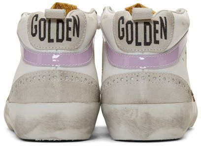 Golden Goose White Leopard Mid Star Sneakers Sponsored Affiliate White Goose Golden In 2020 White Leopard Baby Shoes Amazing Women