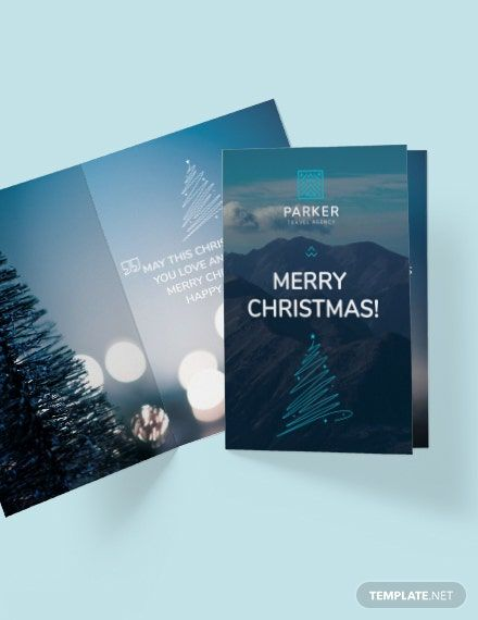 Travel Agency Greeting Card Template In 2020 Greeting Card Template Card Template Greetings