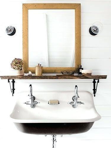 Vintage Bathroom Sinks Amazing Imperial Vintage Inch Wall Mount