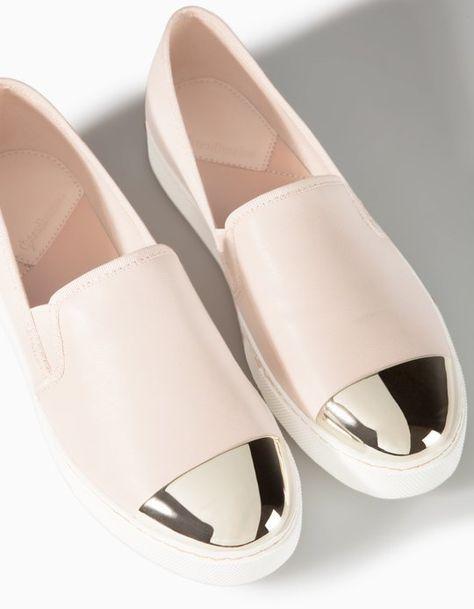 Chaussures slip-on pointues - CHAUSSURES DE SPORT - FEMME   Stradivarius France