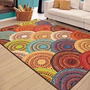 Rugs Area Rugs Carpets 8x10 Rug Floor Modern Cute Colorful Large Big Cool Rugs Ebay Colorful Rugs Cool Rugs Rugs On Carpet