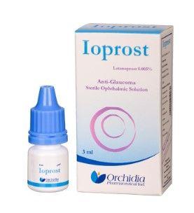 دليل القطرات Ioprost قطرة العين أيوبروست Personal Care Toothpaste Person
