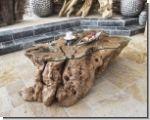 Wurzeltisch Couchtisch Baumwurzel Design Tisch Tisch Baumstamm