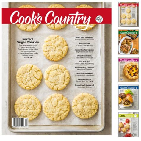 60 Off Cook S Country Magazine Subscription Only 7 95