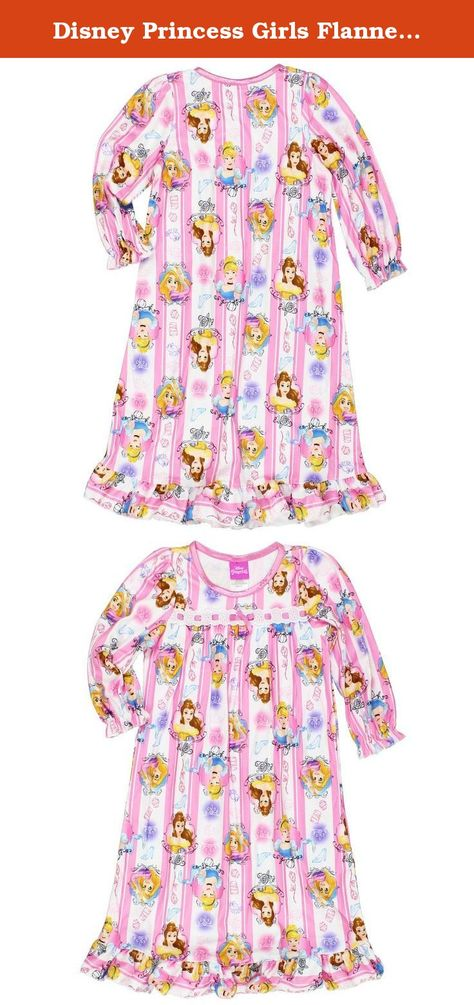 db70d4461a Snuggle with your favorite Disney Princesses! These Disney Princess  nightgown pajamas are the perfect choice for bedtime. Each night gown  features ...