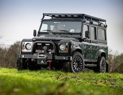 Defender 90 And 110 For Sale Customized Land Rover Defenders Hand Built As New In Our Uk Us W Defender 90 Land Rover Defender 110 Land Rover Defender Custom