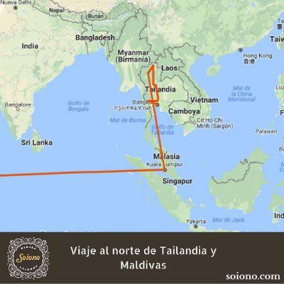 Viaje Al Norte De Tailandia Y Maldivas Maldivas Viajes A