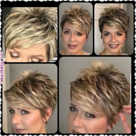 This is the one I want   Coupes de cheveux in 2019   Pinterest   Short hair styles, Hair styles and Hair « Frisuren
