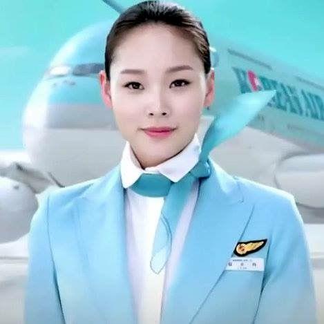 航空 制服 大韓