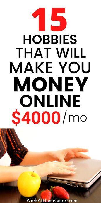 15 Money Making Hobbies: Profitable Hobbies That Make Money Online