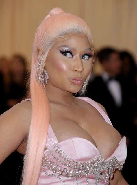 Nicki Minaj throws major shade back at 'Perdue chicken