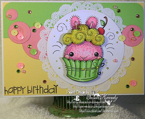 A Thousand Words Just Another Birthday Card! Susan\u0027s Cards and