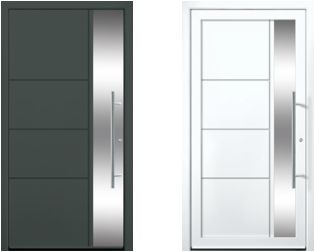 Groke is a German manufacturer of modern European Entry Doors | Modern Entry Door | Pinterest | Modern entry Doors and Modern & Groke is a German manufacturer of modern European Entry Doors ...