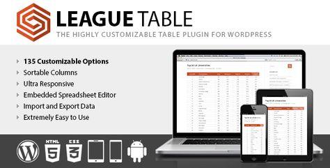 League Table | Stylelib