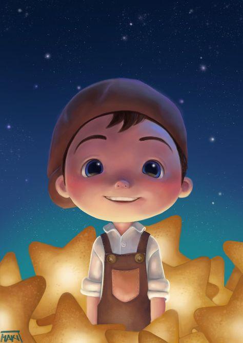 La Luna. Very cute, Pixar never lets me down. Watched 1/10/16.