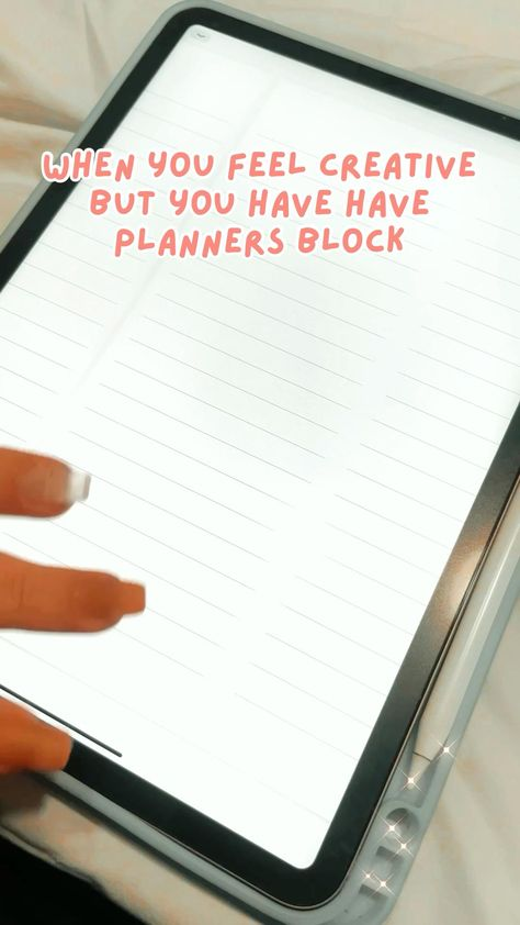 ✨ Planner Spread Ideas 💡 ✨