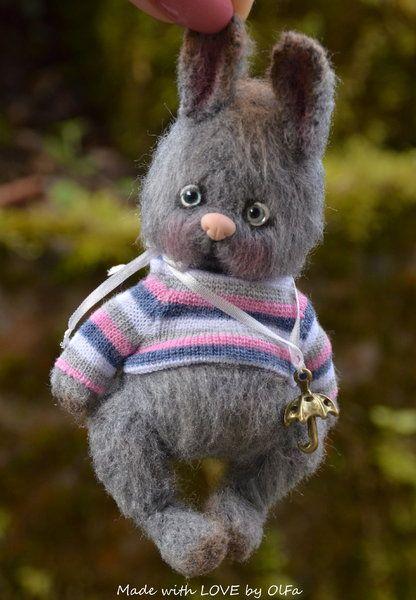 Bunny Pikelet By Olfa Baby Bunnies Teddy Toys Bunny