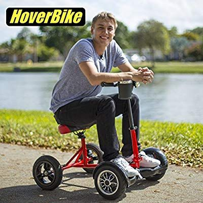 Amazon com : HOVERBIKE - SITTING ATTACHMENT FOR HOVERBOARD