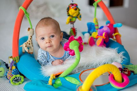 15 Best Baby Play Mats And Gyms Of 2021