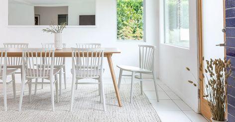 Seno Oak Dining Table For 8