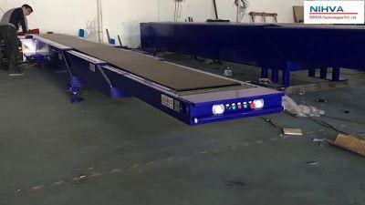 Telescopic Conveyor Manufacturer   Automation Solutions  Nihva