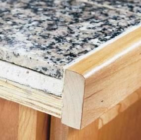 How To Install Granite Tile Kitchen Countertops Info