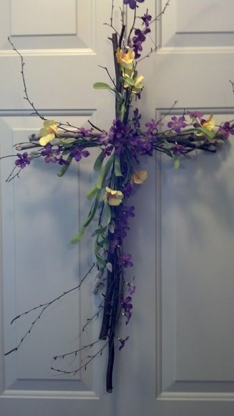 Message Boards Need Easter Door Decor Ideas With A Religious