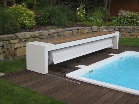 Cache Bache احواض سباحه In 2019 Backyard Pool Designs Hidden