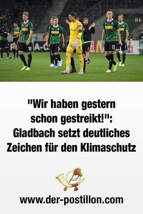 Gladbach Gestern