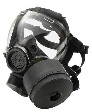 maschera antigas militare 3m