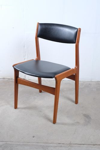 Magnificent Mid Century Danish Teak Dining Chairs From Nova Set Of 6 Squirreltailoven Fun Painted Chair Ideas Images Squirreltailovenorg