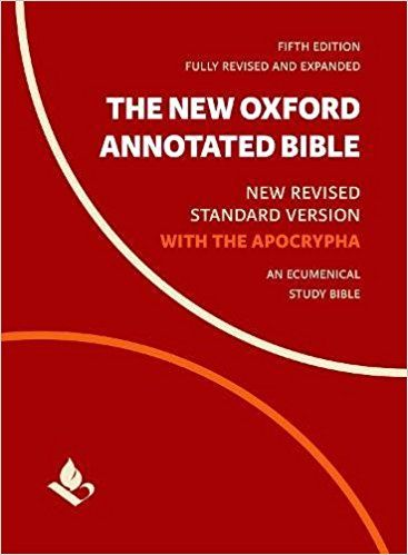 PDF DOWNLOAD] The New Oxford Annotated Bible with Apocrypha: New