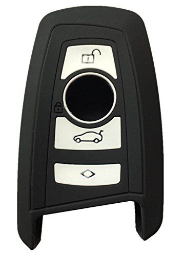 Rpkey Silicone Keyless Entry Remote Control Key Fob Cover Case Protector For Bmw 1 3 5 6 7 Series Ygohuf5662