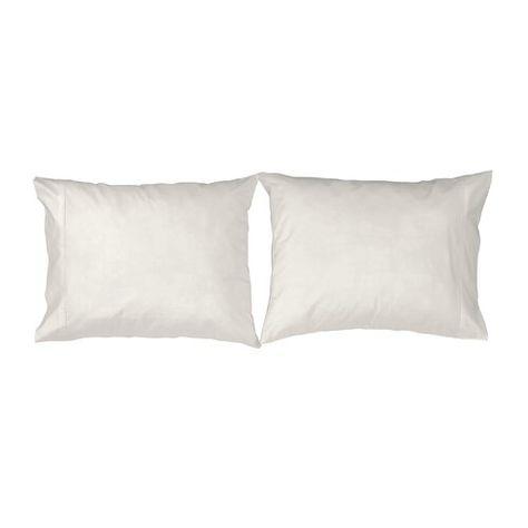 Pillow Case Naf Naf Casual Naf Naf Colour Off White Size 65 X