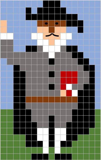 Coding Unplugged E Pixel Art La Scheda Di Carnevale Del Dottor