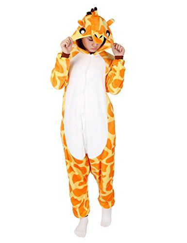 Animal Pajamas for Women Men Adult Onesie Unisex Sleepwear Halloween Cosplay Costume