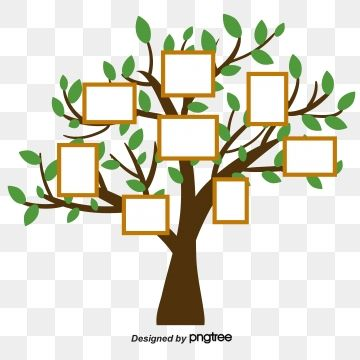 23+ Family tree clipart transparent background information