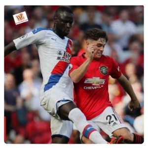 Manchester United Vs Crystal Palace Highlights Download August 2019 Epl With Images Manchester United Crystal Palace Football Highlight