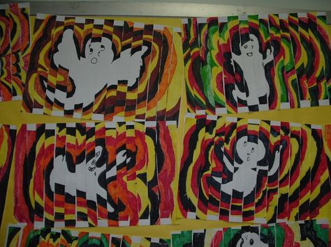 Halloween Art Projects For High School Students