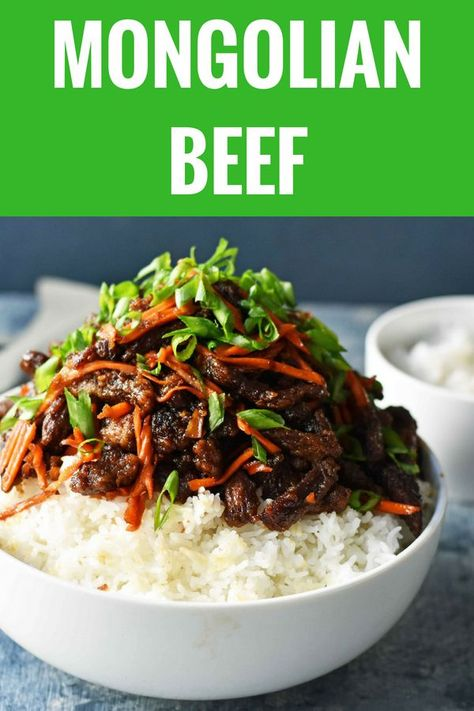 P F Chang S Mongolian Beef Copycat Recipe How To Make The Best