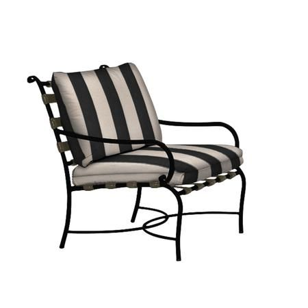 Roma Strap Lounge Chair Outdoor Lounge Chairs Brown Jordan Lounge Chair Outdoor Outdoor Chairs Outdoor Lounge