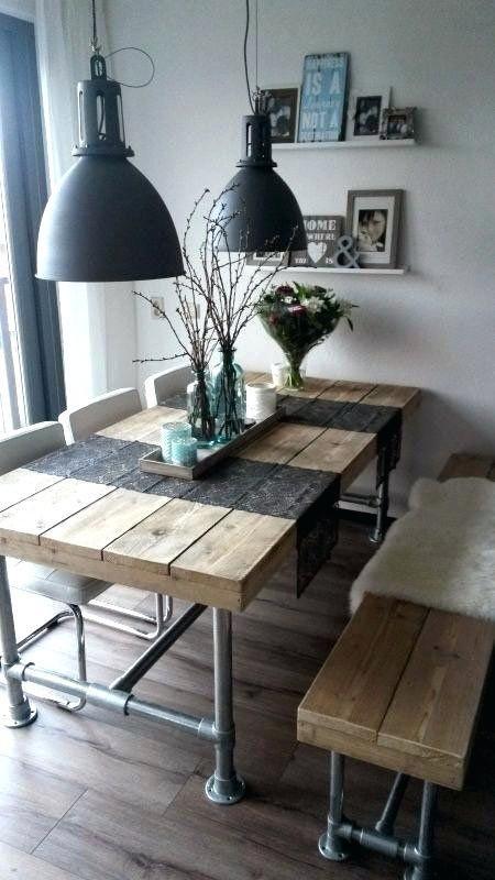 Industrial Chic Furniture Ideas, Industrial Look Furniture