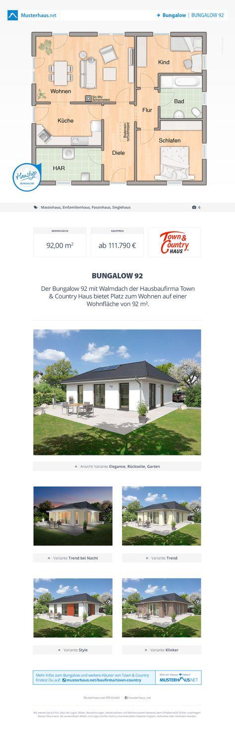 116 Besten Haus Bilder Auf Pinterest | Kleine Häuser, Bungalows Und Fassaden