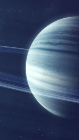 Saturn Planet 4k Vertical In 2019 Planets Space