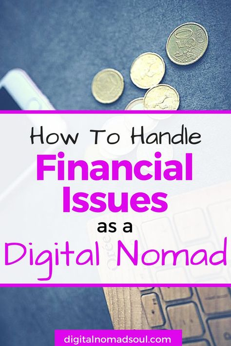 How To Handle Finances as Digital Nomad Like A Pro
